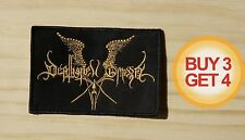DEATHSPELL OMEGA GD PATCH BUY3GET4,BLUT AUS NORD,MUTIILATION,FRENCH BLACK METAL