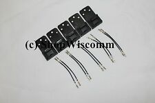 Accessory Connector Kit for Motorola 16 Pin Radios CDM CM INV#HLN9457 HLN9242