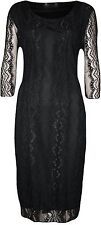 Unbranded Lace Casual Plus Size Dresses for Women