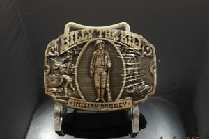 AWARD DESIGN MEDALS PRESENTS BILLY THE KID WILLIAM BONNEY FIRST EDITION [824]