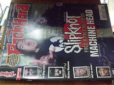 µ? Revue Rock Hard n°82 Slipknot Motorhead Loaded Dream Theater Slayer