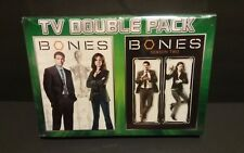 Bones Season 1 & 2 TV Double Pack DVD - Brand New - Sealed