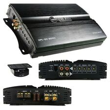 American Bass Xfldc2000 Micro D Class Mono Block Amplifier 2000 Watts Max