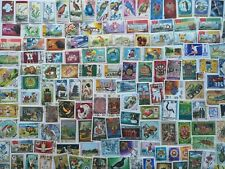 1000 Different Mongolia Stamp Collection