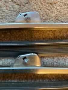 Stainless Steel Wiper Blades 10 inch