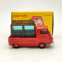 DeAgostini Dinky Toys 564 563 Miroitier Estafette Renault Cabine Vitree Pick Up
