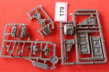 Games Workshop Warhammer 40k Scenery Sprue New Space Marines Gothic Ruins GW B2