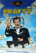 PRAY TV (1980) Dabney Coleman Devo Dr.John Jaime Lyn Bauer Paul Reubens SEALED