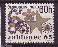 CSSR Tschechoslowakei Nr. 1558 ** SChmuckwarenausstellung Jablonec