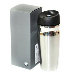 BMW Press Top Insulated Travel Thermo Mug