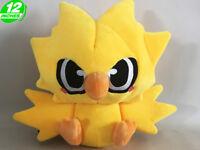 Peluche Zapdos chibi Pokemon Pokémon 20cm