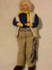 Vintage Connemara Traditional Handmade Irish Doll by Jay of Dublin