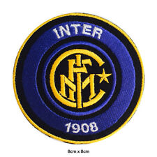 Inter Milan Football Club Embroidered Patch Iron on Sew On Badge For Clothes etc