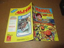 MARVEL N°1 LABOR COMICS X-MEN L'UOMO RAGNO HULK ANNO I° GIUGNO 1986 DA EDICOLA