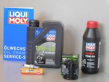 Sistema de mantenimiento DERBI GP1 125 Filtro aceite bujía Inspección Servicio