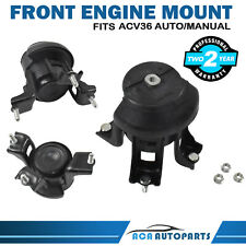 For Toyota Camry ACV36R 2.4 litre 2AZFE Auto & Manual Front Engine Mount