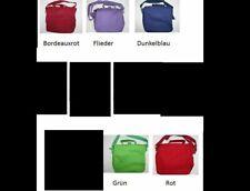 Taschenrohling , Canvastasche, Rucksack, Kindergartentasche mit Reißverschluss