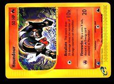 POKEMON SKYRIDGE (ENGLISH CARD) CARTE N°  66/144 HOUNDOUR