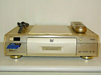 Panasonic NV-DV10000 High-End DV-Recorder, inkl. FB&BDA, 2 Jahre Garantie
