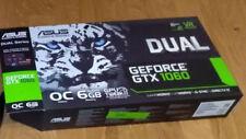 ASUS Dual-Serie GeForce GTX 1060 6GB GDDR5 OC-Edition VR-Ready