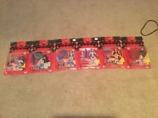 Batman and Robin movie figures lot Kenner 1997