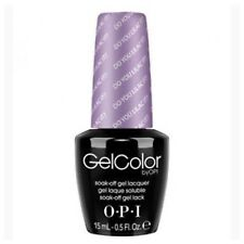 OPI GEL Color Soak off or Top & Base Coat 15ml *buy 4 Get 1 at 20 Off* Do You Lilac It (the Showstoppers)