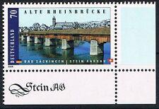 Mer. n. 2691 **, 2008, Bad Säckingen, vecchio Reno ponte gestante