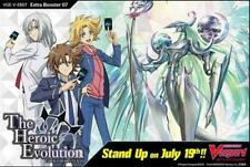 Cardfight!! Vanguard TCG The Heroic Evolution Extra Booster Box V-EB07 card pack