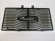 SUZUKI 1250 BANDIT S (15-17) BLACK RADIATOR PROTECTOR GUARD COVER GRILL S046PCB