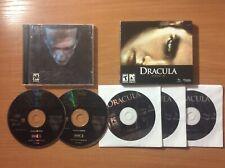 PC Dracula Origin & Drácula el último santuario-Juegos De Terror