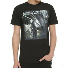 Megadeth DYSTOPIA Heavy Metal Band T-Shirt NWT Authentic & Official