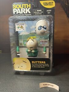 """South Park Series 3 """" Butters """" Vinyl Action Figure Comedy Central by Mezco NEW!"""