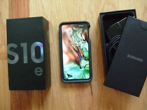 📱Samsung Galaxy S10e 128GB - UNLOCKED! FULLY PROTECTED! **BUNDLE EXTRAS** 📱