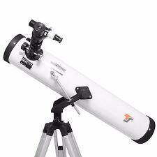 TS-Óptica Telescopio Astronómico 76/700 XL Ideal para principiantes, starscope 767