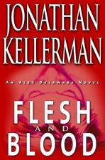 Flesh and Blood by Jonathan Kellerman (2001, Hardcover) Alex Delaware