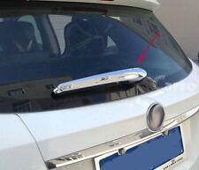 Plated Chrome Rear Door Windshield Wiper Cover Fit Buick Encore 13-16 Opel Mokka