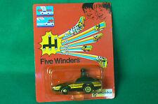 JOUSTRA voiture FIVE WINDERS RARE 1984 neuve en boite FIREBIRD TRANS AM PONTIAC