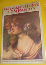 Woman's Home Companion Magazine October 1905 Pretty Lady Color Cover! Nice SEE!