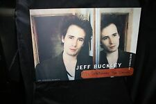 JEFF BUCKLEY Sketches My Sweetheart - Framed Wall Pic Concert Handbill Poster