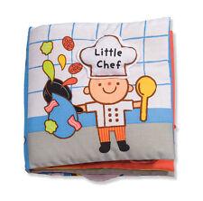 Melissa & Doug #9209 Little Chef Activity Book Brand New