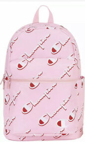 NEW WITH TAG Champion YOUTH SUPERCIZE  Backpack Light Pastel/Pink NEW