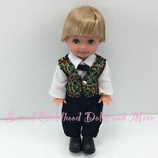 EVENING RECITAL TOMMY Barbie Sister Kelly Club Dressed Boy Doll Formal Clothes