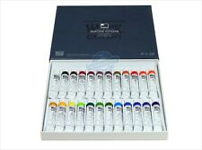 Watercolour Paint Shinhan Professional Set 24 Colours 7.5ml Tube Artist Drawing