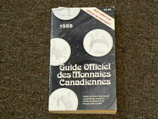 🍁 1988 Unitrade Canadian Coin Guide French   #4307