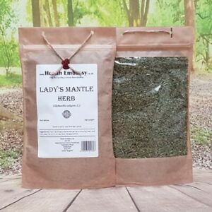 Lady's Mantle Herb Tea 50g ( Alchemilla Vulgaris ) - Health Embassy 100% Natural