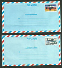 2 Timbres aviation, espace