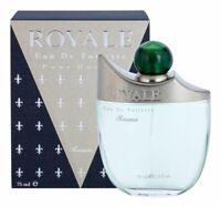 Royale Men 75ml Edt by Rasasi | Amber, Musk,Lavender 100% ORIGINAL