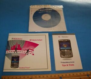 BlackBerry User Tools & Instructions  for  Blackberry Curve 8320 T Mobile