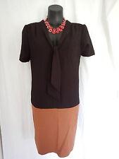 Jacqui E Casual Shirt Dresses