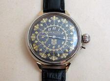 HENRY MOSER & Cie Swiss vintage men's mechanical wristwatch